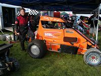 Driver and Midget at Nationals