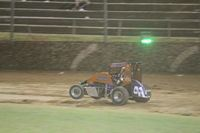 Leading the Barry Butterworth Memorial Feature