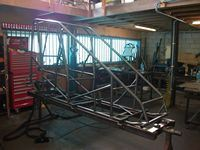 The Teams New CSR Chassis